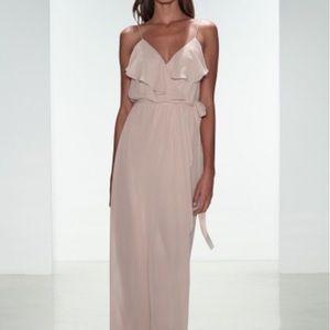 Nouvelle AMSALE style: Drew Sz: M SAND Bridesmaid